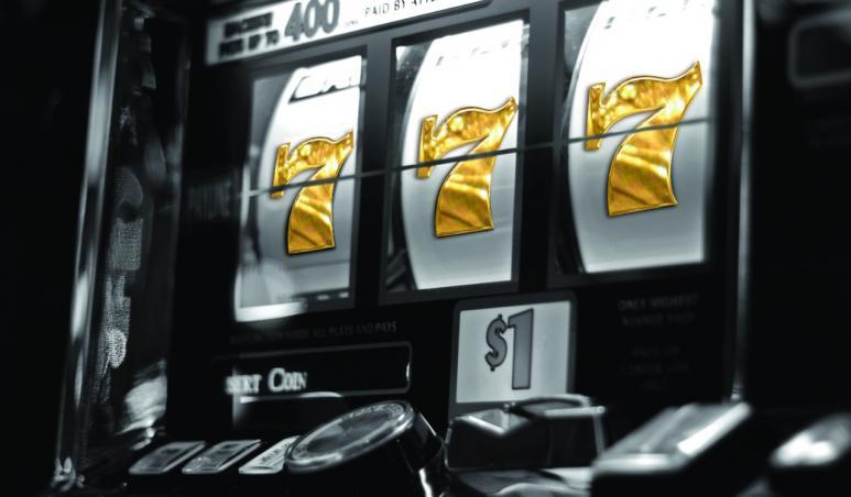 Spilleautomat 777